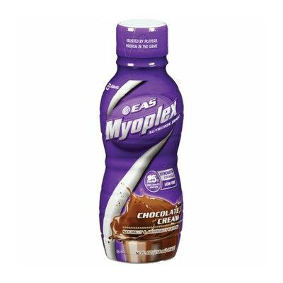 EAS Myoplex Shake Chocolate Case of 3 4/14 oz