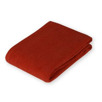 American Baby Company Cotton Terry Flat Fitted Changing Pad Cover, Red