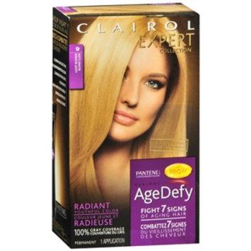 Clairol Age Defy Hair Color, Light Blonde, 1 set