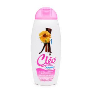 CLEO Skin Care International Yogurt Bathfoam Cream