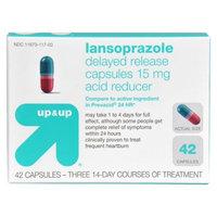 up & up up&up Lansoprasole Delayed Release Acid Reducer Tablets - 42 Count