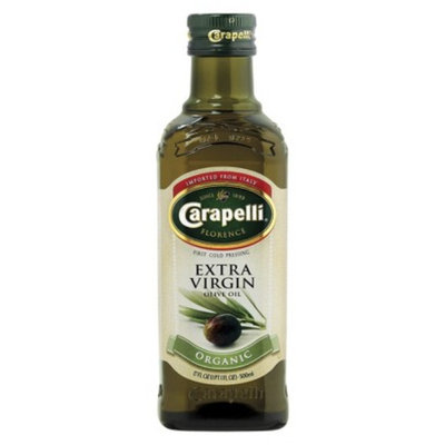 Carapelli Organic Extra Virgin Olive Oil 17 oz