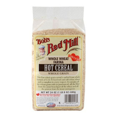Bob's Red Mill Whole Wheat Farina