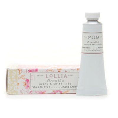 Lollia Petite Treat Shea Butter Handcreme