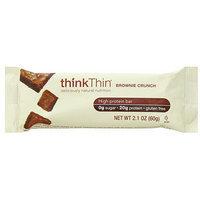 thinkThin Chocolate Fudge High Protein Bars
