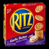 Nabisco® RITZ Garlic Butter Crackers