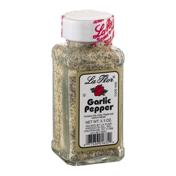 La Flor Garlic Pepper