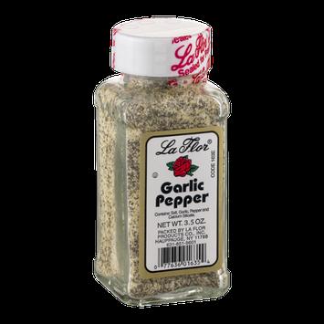 La Flor Garlic Pepper
