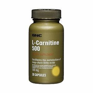 GNC L-Carnitine 500 mg