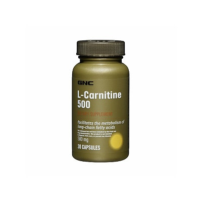 GNC L-Carnitine 500 mg