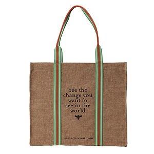 apple & bee Eco Shopping Bag