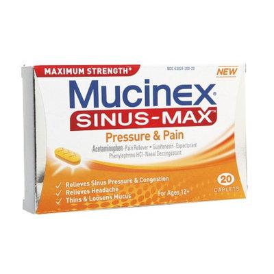 Mucinex Sinus-Max Pressure & Pain Caplets