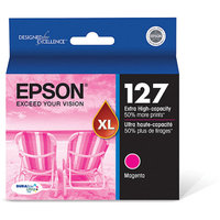Epson T127320M DURABrite High Capacity Ink Cartridge For Epson Stylus NX625 Multifunction And WorkForce Printer