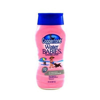 Coppertone SPF#70+ Waterbabies Lotion 8 oz. (Case of 6)
