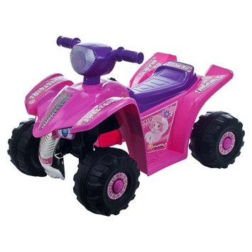 Trademark Global Games Lil' Rider Pink Princess Mini Ride-on Quad