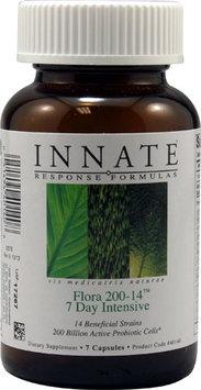 Innate Response Formulas - Flora 200-14 7 Day Intensive - 7 Vegetarian Capsules