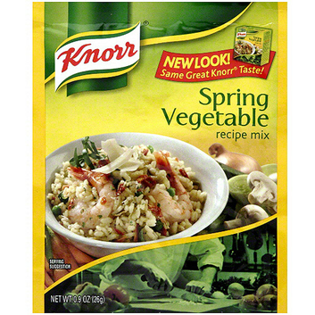 Knorr Spring Dried Vegetables