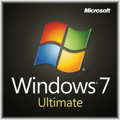 Microsoft Windows 7 Ultimate with SP1 32-bit System Builder License and Media (PC)