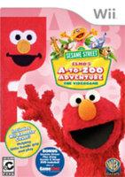 Black Lantern Studios Sesame Street: Elmo's A to Zoo