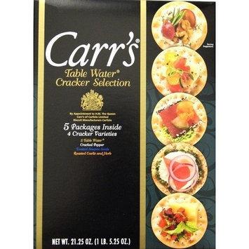 Carr's Medley Cracker Tray, 21.25 Oz Box