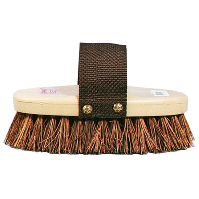 Decker no90 Palmyra Grooming Brush With Strap Firm