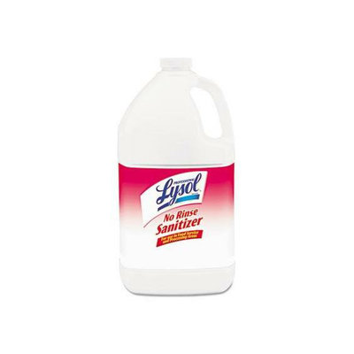 Professional LYSOL Brand Gallon Professional LYSOL No Rinse Sanitizer