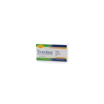 Tronolane Hemorrhoidal Suppositories 24 ea