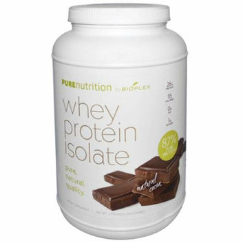 Pure Nutrition Whey Protein Isolate Natural Cocoa 2 lbs