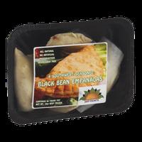 Deep Pockets Black Bean Empanadas Southwest Seasoned - 4 CT