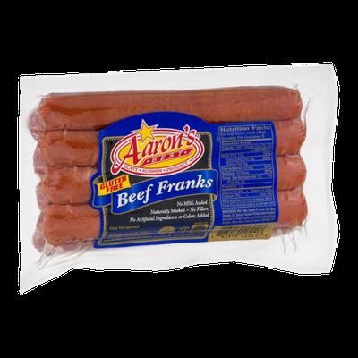 Aaron's Best Beef Franks