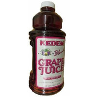 Kedem BG14758 Kedem Blush Grape Juice - 8x64OZ