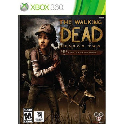 Telltale Games The Walking Dead Two Tell (Xbox 360) - Pre-Owned