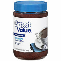 Great Value : Premium Instant Coffee