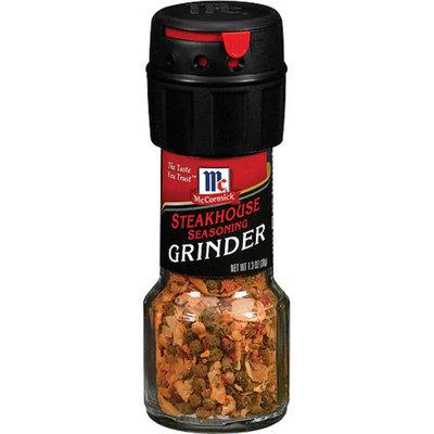 McCormick Steakhouse Seasoning Grinder 1.34-oz.