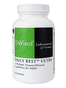 Davinci Labs - Daily Best Ultra - 60 Capsules