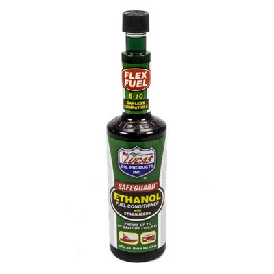 Lucas Oil 16 Oz Safeguard Ethanol Fuel Conditioner (10576)