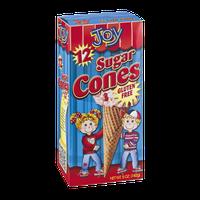 Joy Sugar Cones Gluten Free - 12 CT