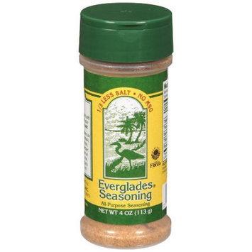 Everglades Food Co. Everglades All-Purpose Less Salt Seasoning, 4 oz