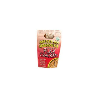 Foods Alive Organic Flax Crackers Mexican Harvest -- 4 oz