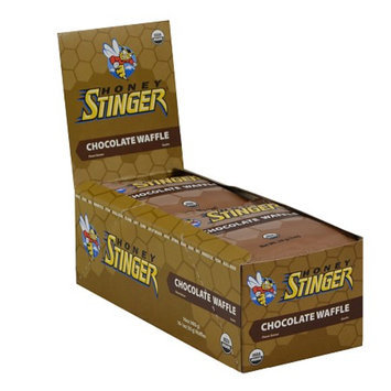Honey Stinger Pure Natural Energy Waffles