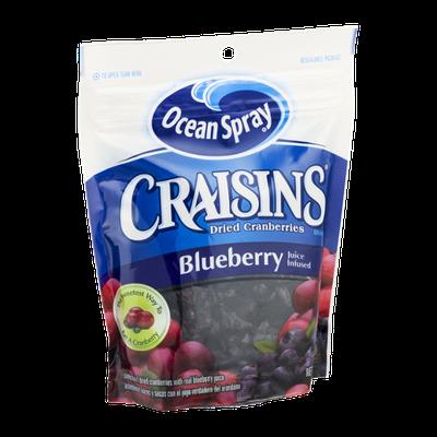 Ocean Spray Craisins Dried Cranberries Blueberry