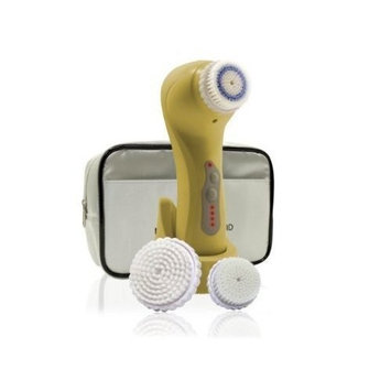 Nutrasonic Nutra Sonic Face and Body Cleansing Brush (Essential Yellow - 4 Speed)