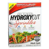 Hydroxycut Pro Clinical Sprinkles