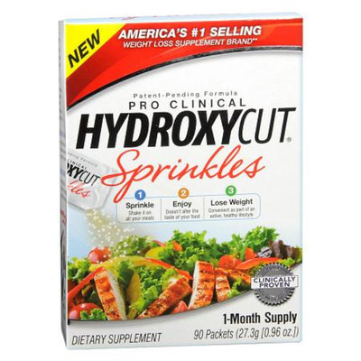 Hydroxycut Pro Clinical Sprinkles