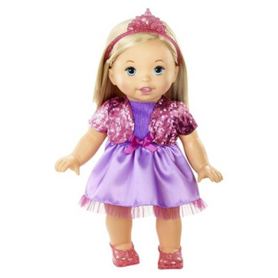 Little Mommy Sweet As Me Posh Princess Doll