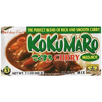 House Foods Kokumaro Curry, Medium Hot, 7.1-Ounce Boxes (Pack of 10)