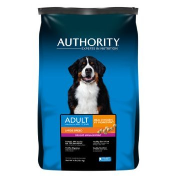 AuthorityA Large Breed Weight Management Adult Dog Food