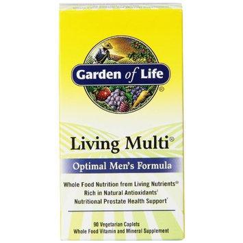 Garden of Life Living Multi Optimal Formula Multivitamin, 90 Count