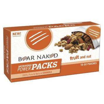 Bear Naked Morning Power Packs Fruit & Nut Granola Pouch 5 ct