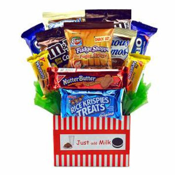 Sweets in Bloom Just Add Milk - Cookie Gift Basket